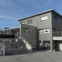 Neubau Einfamilienhaus A. & M. Luzio, 9523 Züberwangen
